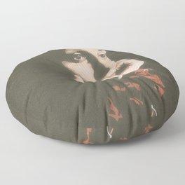 Waiting Floor Pillow