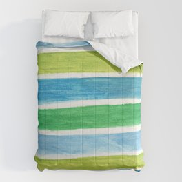 Sea Stripes Comforters
