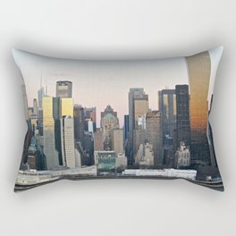 Life In My Big Bad Apple (Pt 26) Rectangular Pillow