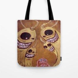 Intimidación Tote Bag
