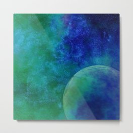 Galaxy Beta Metal Print