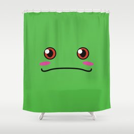 Baby Frog. Kids & Puppies Shower Curtain
