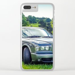 Bently. Clear iPhone Case