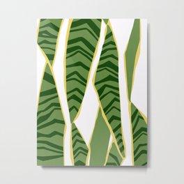 Tropical illustration I Metal Print