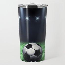 Football stadium Travel Mug