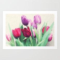 Spring Cheer Art Print