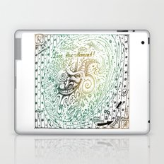 Live The Moment Laptop & iPad Skin