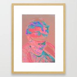 Helium Framed Art Print