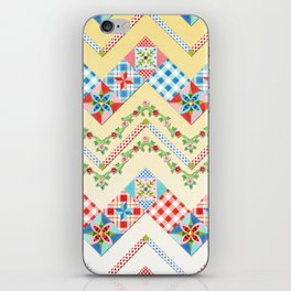 Country Days Zig Zag (printed) iPhone Skin