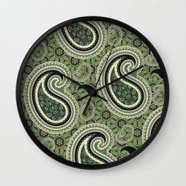 """Monster """"BOSS"""" Green Wall Clock"""