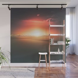 When the day breaks Wall Mural
