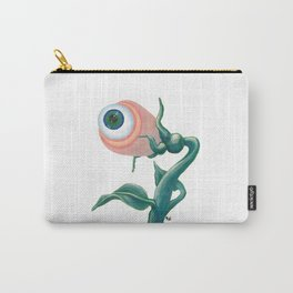 Venus Eyesnap sentient surreal botanical  Carry-All Pouch