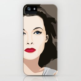Hedy iPhone Case