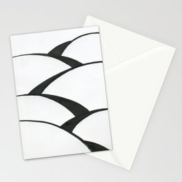 On the road Stationery Cards