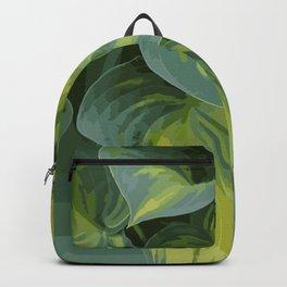 hosta brighten it up Backpack