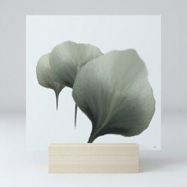 folhas Mini Art Print