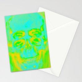 POP Skull Stationery Cards