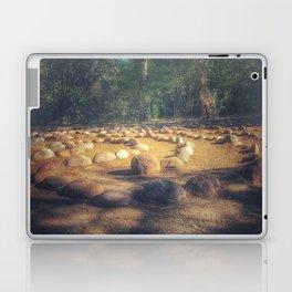 Circle in nature Laptop & iPad Skin