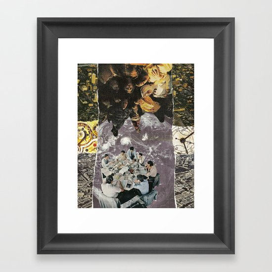 Hope For the Future Framed Art Print