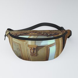 Square And Away Fanny Pack