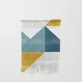 Modern Geometric 19 Wall Hanging