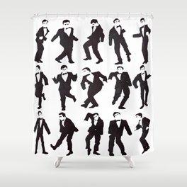 Gentlemen Shower Curtain