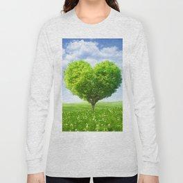Natural Heart XIX Long Sleeve T-shirt