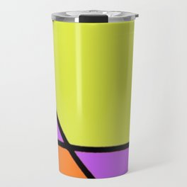 Glass Window Stained Travel Mug
