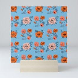 Classic Roses Mini Art Print