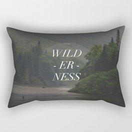 WILDERNESS — Rectangular Pillow