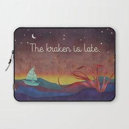 The Kraken Laptop Sleeve