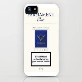 Parliament One iPhone Case