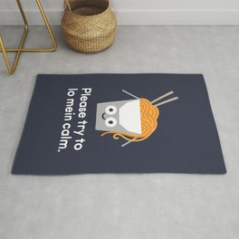 Breathe In, Take-out Rug