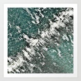 Ocean 1 Art Print