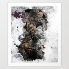 Zylla Art Print