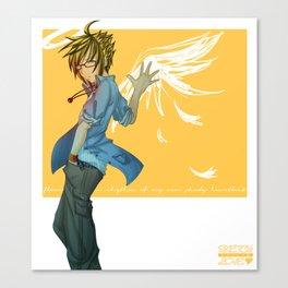 Sketch Love - Koto Canvas Print
