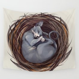 Cosiness Wall Tapestry