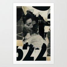 622 Art Print