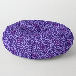Op Art 96 Floor Pillow