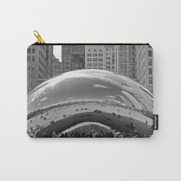 Chicago Clouds Carry-All Pouch