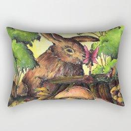 Woodland fairies Rectangular Pillow