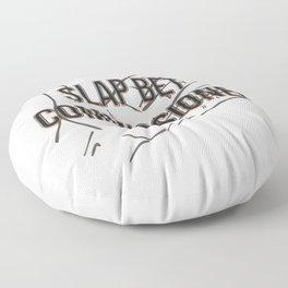 Slap bet commissioner Floor Pillow