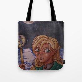 Moon Mage Tote Bag