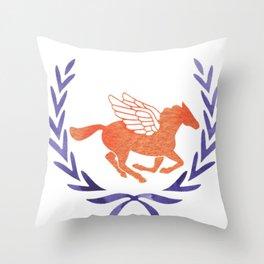chb cj v2 Throw Pillow