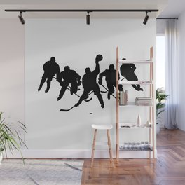 #TheJumpmanSeries, The Mighty Ducks Wall Mural