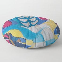 Woman´s tree / EL ARBOL DE LA MUJER Floor Pillow