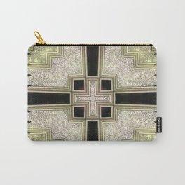 Zlata Geometrica Carry-All Pouch