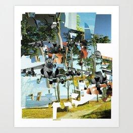 tarp Art Print