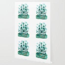 Floral Charm No.1K by Kathy Morton Stanion Wallpaper