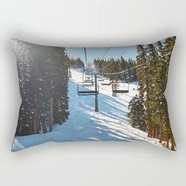 Ride along Rectangular Pillow